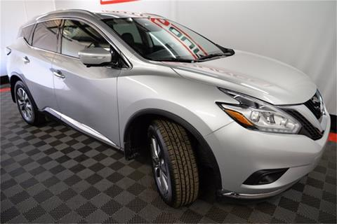 2015 Nissan Murano for sale in Las Vegas, NV
