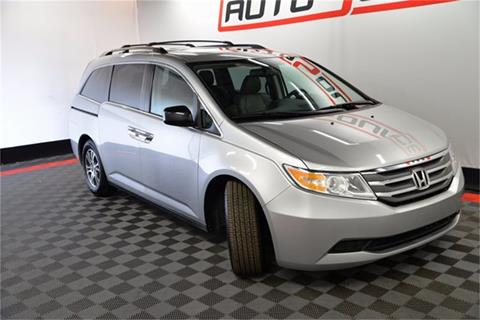 2013 Honda Odyssey for sale in Las Vegas, NV