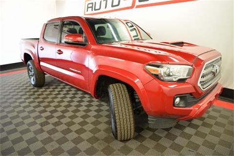 2016 Toyota Tacoma for sale in Las Vegas, NV
