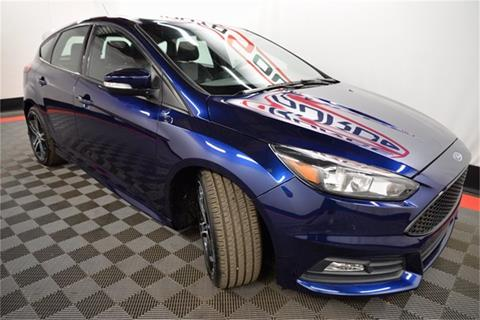 2016 Ford Focus for sale in Las Vegas, NV