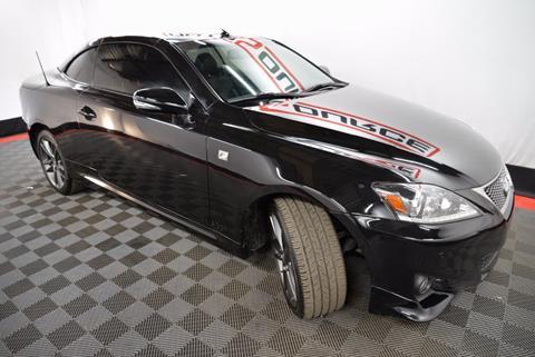 2015 Lexus IS 250C for sale in Las Vegas, NV