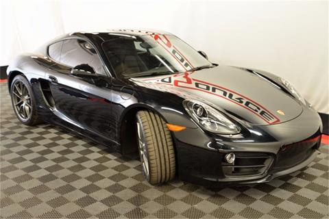2015 Porsche Cayman for sale in Las Vegas, NV