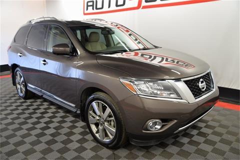 2015 Nissan Pathfinder for sale in Las Vegas, NV