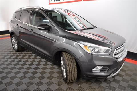 2017 Ford Escape for sale in Las Vegas, NV