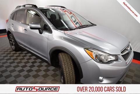 2015 Subaru XV Crosstrek for sale in Las Vegas, NV