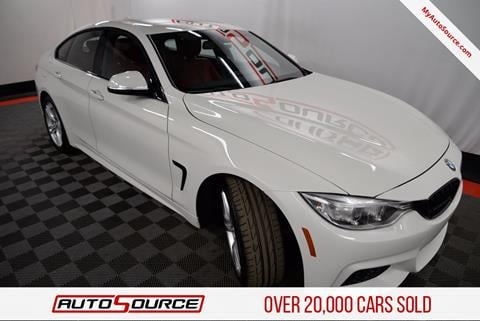 2015 BMW 4 Series for sale in Las Vegas, NV