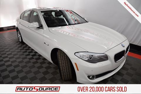 2013 BMW 5 Series for sale in Las Vegas, NV