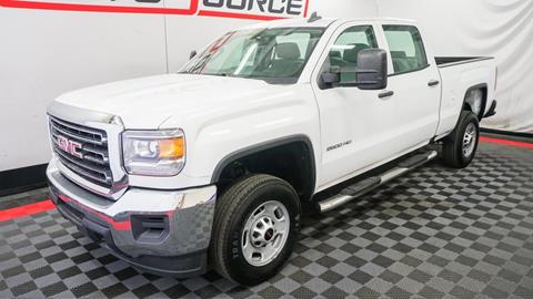 2016 GMC Sierra 2500HD for sale in Las Vegas, NV