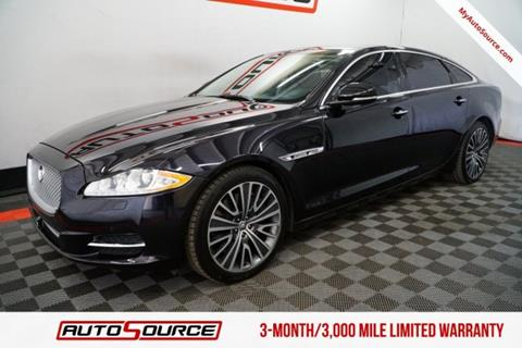2013 Jaguar XJL for sale in Las Vegas, NV