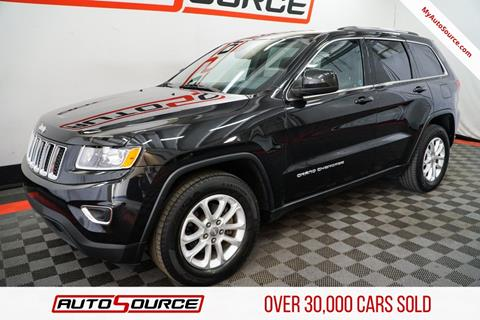 2015 Jeep Grand Cherokee for sale in Las Vegas, NV