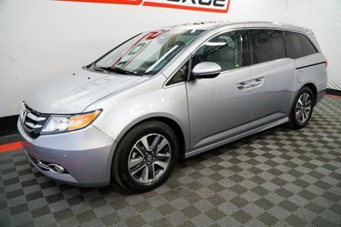 2016 Honda Odyssey for sale in Las Vegas, NV