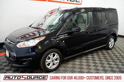 2016 Ford Transit Connect Wagon for sale in Las Vegas, NV