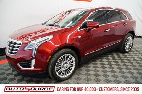 2017 Cadillac XT5 for sale in Las Vegas, NV