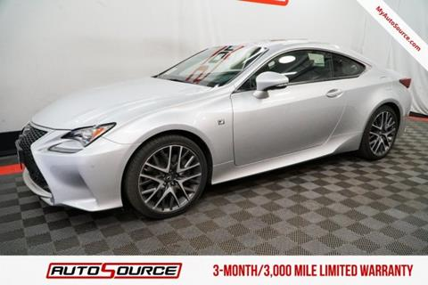 Lexus Rc 350 For Sale >> 2017 Lexus Rc 350 For Sale In Las Vegas Nv