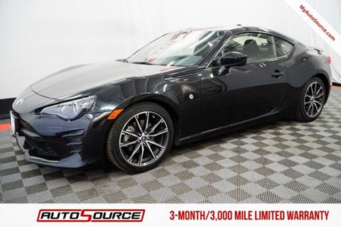 2017 Toyota 86 for sale in Las Vegas, NV