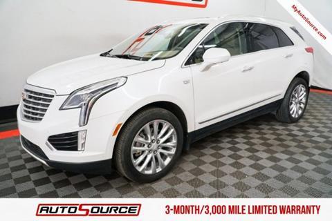 Used Cadillac Suv >> Used Cadillac Xt5 For Sale Carsforsale Com