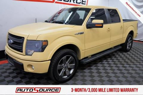 Ford F150 For Sale Las Vegas >> 2014 Ford F 150 For Sale In Las Vegas Nv
