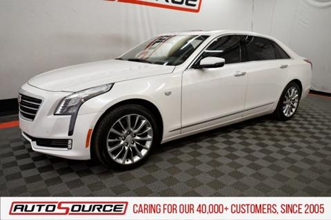 2016 Cadillac CT6 for sale in Las Vegas, NV