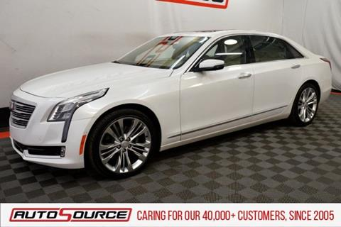 2017 Cadillac CT6 for sale in Las Vegas, NV