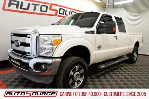 2014 Ford F-250 Super Duty for sale in Las Vegas, NV