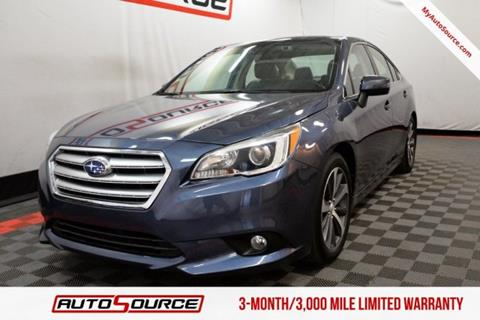 2017 Subaru Legacy for sale in Las Vegas, NV