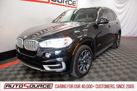 2017 BMW X5 for sale in Las Vegas, NV