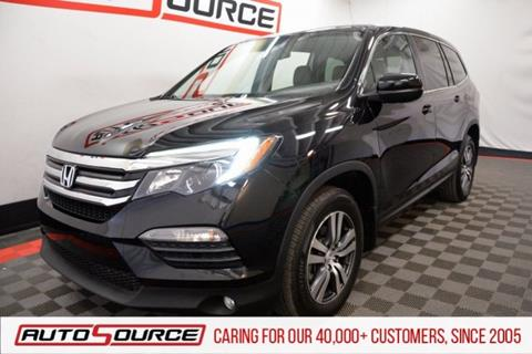 2016 Honda Pilot for sale in Las Vegas, NV