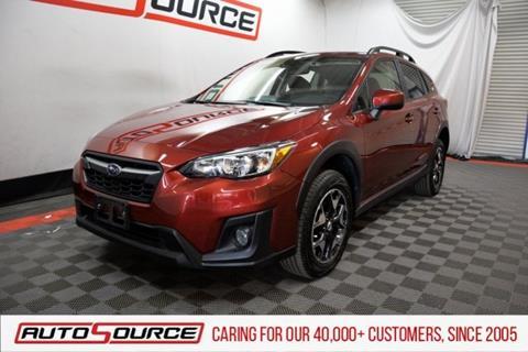 2018 Subaru Crosstrek for sale in Las Vegas, NV