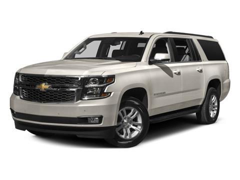 2016 Chevrolet Suburban for sale in Las Vegas, NV