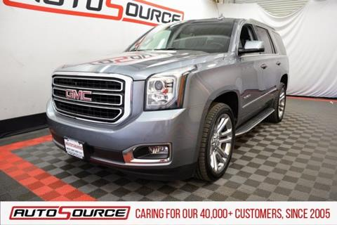 2018 GMC Yukon for sale in Las Vegas, NV