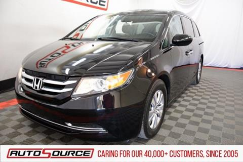 2016 Honda Odyssey for sale in Las Vegas, NV