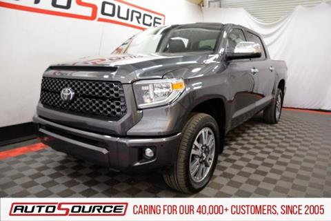 2019 Toyota Tundra for sale in Las Vegas, NV