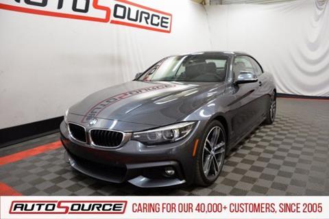 2018 BMW 4 Series for sale in Las Vegas, NV