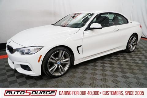 2016 BMW 4 Series for sale in Las Vegas, NV