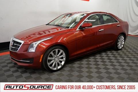 2016 Cadillac ATS for sale in Las Vegas, NV