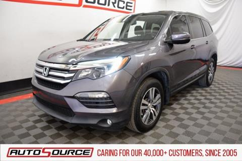 2017 Honda Pilot for sale in Las Vegas, NV