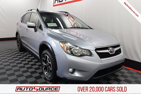2014 Subaru XV Crosstrek for sale in Lindon, UT
