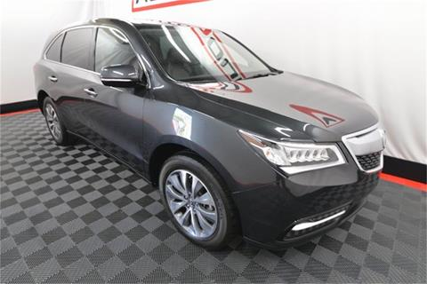2016 Acura MDX for sale in Lindon, UT