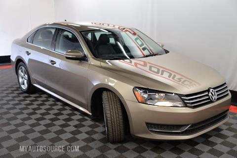2015 Volkswagen Passat for sale in Lindon, UT