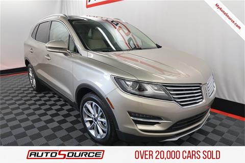 2015 Lincoln MKC for sale in Lindon, UT