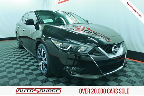 2017 Nissan Maxima for sale in Lindon, UT