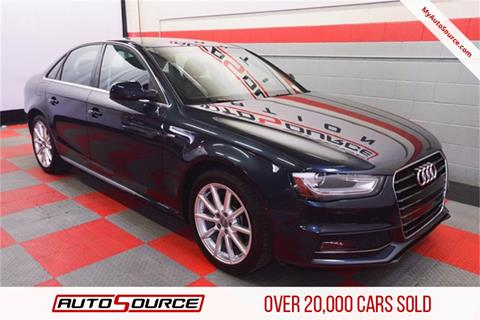 2016 Audi A4 for sale in Lindon, UT