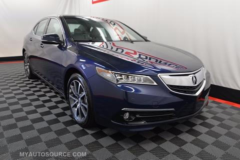 2016 Acura TLX for sale in Lindon, UT