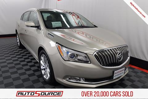 2015 Buick LaCrosse for sale in Lindon, UT