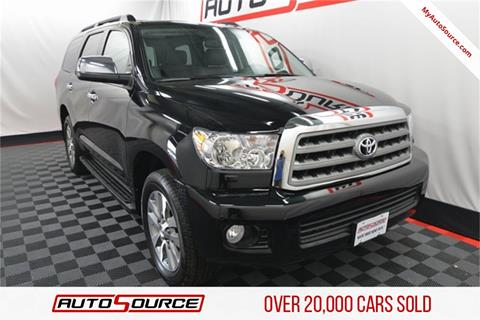 2017 Toyota Sequoia for sale in Lindon, UT