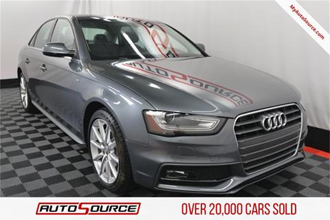 2015 Audi A4 for sale in Lindon, UT