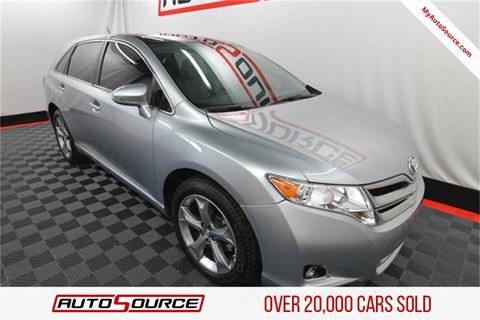 2015 Toyota Venza for sale in Lindon, UT