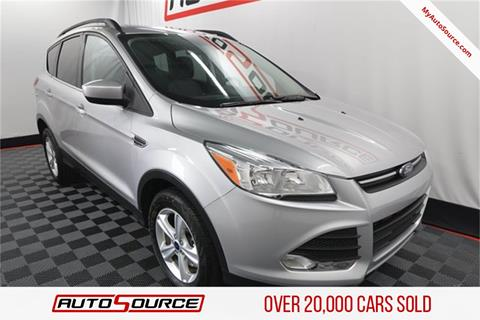 2016 Ford Escape for sale in Lindon, UT