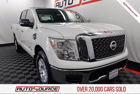 2017 Nissan Titan for sale in Lindon, UT