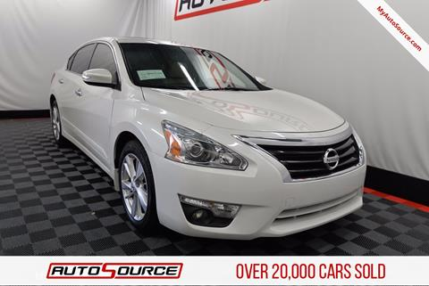 2015 Nissan Altima for sale in Lindon, UT